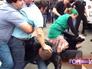 Беспорядки на Матвеевском рынке