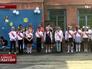 Школьники Донецка отмечают выпускной