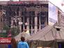 Лагерь активистов Майдана