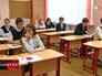Школьники во время сдачи ЕГЭ