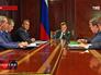 Дмитрий Медведев во время встречи с вице-премьерами России