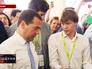 Дмитрий Медведев во время международной конференции в Сколково