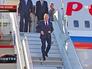 Владимир Путин прибыл в Париж