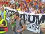 Массовая антимонархическая демонстрация в Испании