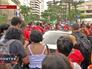 Массовые протесты работников метрополитена в Сан-Паулу
