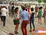 """Уличные уроки танцев в парке """"Музеон"""""""