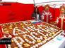 Праздничный пирог в День России