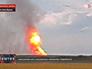 Взрыв газопровода на Украине