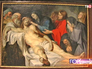 Картина на выставке в Пушкинском музее