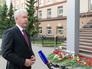 Мэр Москвы Сергей Собянин возле центрального офиса ВГТРК