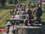 Погрузка военной техники