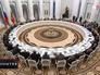 Заседание в зале в Кремле