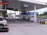Последствия обстрела КПП в Луганской области на границе с Россией