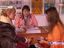Собеседование с беженцами с Украины
