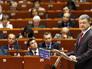 Президент Украины Петр Порошенко выступил на заседании ПАСЕ в Страсбурге
