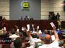 Голосование депутатов парламента Союза народных республик ДНР и ЛНР