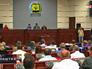 Заседание депутатов парламента Союза народных республик ДНР и ЛНР