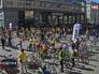 Масштабный велопарад в Москве
