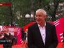 Сергей Гармаш на Международном кинофестивале в Москве
