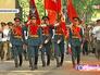 День партизан и подпольщиков в Измайлоском парке