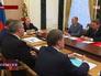 Владимир Путин на заседании Комиссии по военно-техническому сотрудничеству