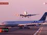 ЧП на взлетно-посадочной полосе аэропорта Барселоны