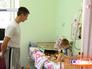 Мальчик из Украины в Балашихенской больнице