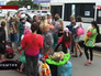 Беженцы с Украины в Туле