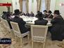 Президент РФ Владимир Путин на встрече с делегацией раввинов из ряда зарубежных стран