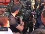 "Украинский батальон ""Шахтерск"" и депутат-радикал Олег Ляшко"