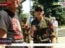 Активисты Майдана на площади Независимости