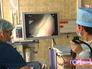 Врачи проводят гастроскопию