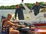 Инспекторы МЧС проверяют аквабайкера