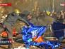 Беспорядки украинских радикалов в Киеве
