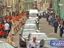 Благоустройство улицы Маросейка