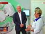 Мэр Москвы Сергей Собянин общается с врачами городской больницы номер 57