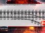 Схема работы железнодорожного стрелочного перевода