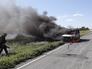 Последствия артобстрела юго-востока Украины