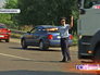 Инспектор ДПС на Егорьевском шоссе