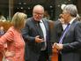 Встреча глав МИД стран ЕC по ситуации на Украине в Брюсселе