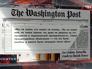 Цитата издательского дома The Washington Post