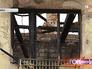 Выгоревшая квартира в жилом доме в Ногинске
