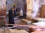 Археологические раскопки в храме