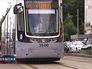Трамвай нового поколения в Москве