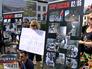 Митинг в поддержку провозглашенных ДНР и ЛНР прошел перед зданием Европарламента в Брюсселе