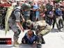 Принудительная мобилизация в Тернополе