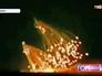 Обстрел фосфорными бомбами юго-востока Украины