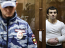 Орхан Зейналов в зале суда