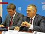 Пресс-конференция Народного фронта Новороссии в Москве