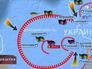 Карта боевых действий на юго-востоке Украины
